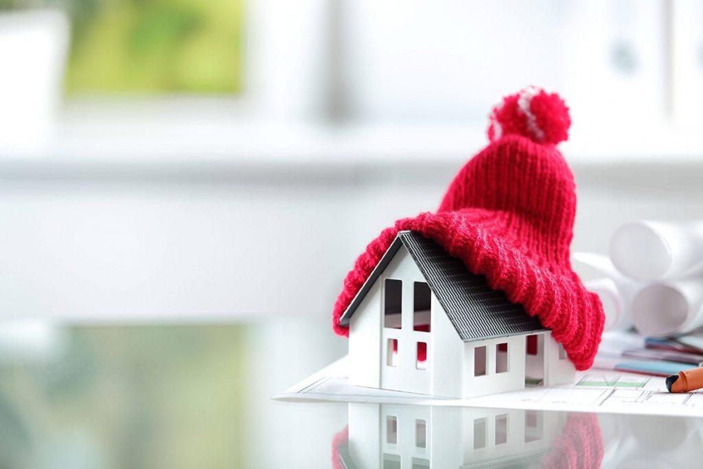 Isolation de la maison